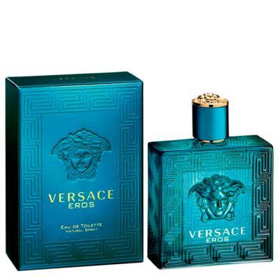 Imagem 2 do produto Versace Eros Versace - Perfume Masculino - Eau de Toilette - 100ml