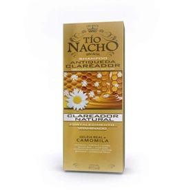 Shampoo Tío Nacho - Antiqueda Clareador | 415ml