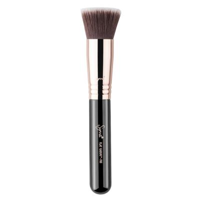 Imagem 1 do produto Pincel para Base Sigma Beauty F80 Flat Kabuki Brush Copper - 1 Un