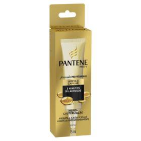 Ampola de Tratamento Pantene - Pro-v Resgate Instantâneo   15ml