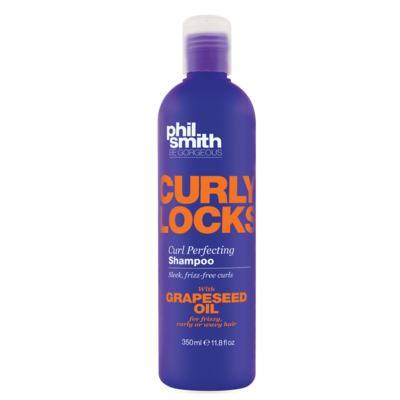 Imagem 1 do produto Curly Locks Phil Smith - Shampoo Cabelos Encaracolados e Cacheados - 350ml
