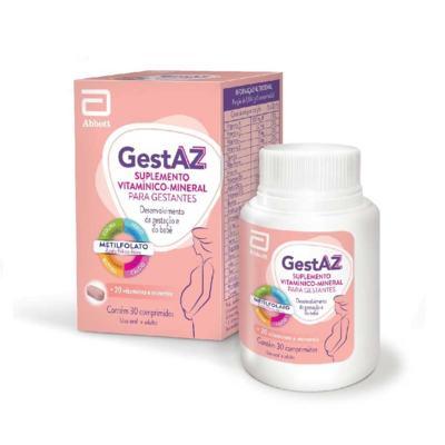 GestAZ 30 comprimidos