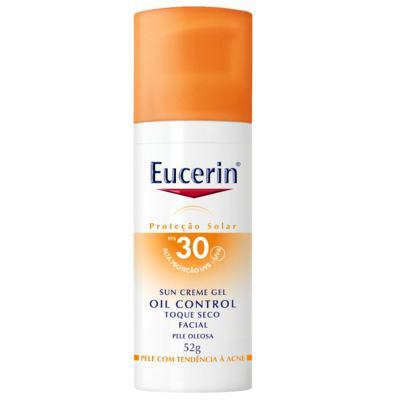 Imagem 2 do produto Protetor Solar Facial Eucerin Oil Control Toque Seco FPS30 52g