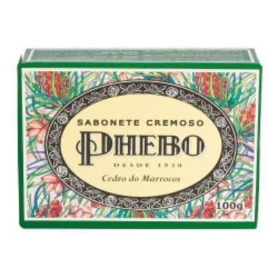Imagem 1 do produto Sabonete Phebo Cedro Do Marrocos 100g