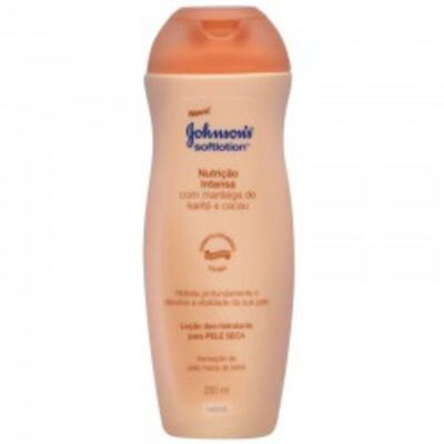 Imagem 1 do produto Loção Hidratante Johnson's Softlotion Hidratação Intensa 200ml