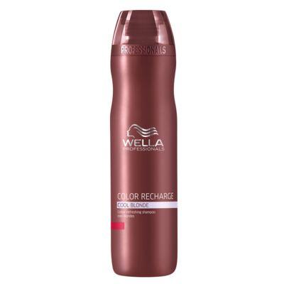 Imagem 1 do produto Wella Professionals Color Recharge Cool Blonde - Shampoo - 250ml