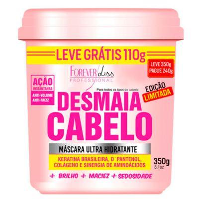 Imagem 3 do produto Forever Liss Desmaia Cabelo - Máscara Ultra Hidratante - 350g