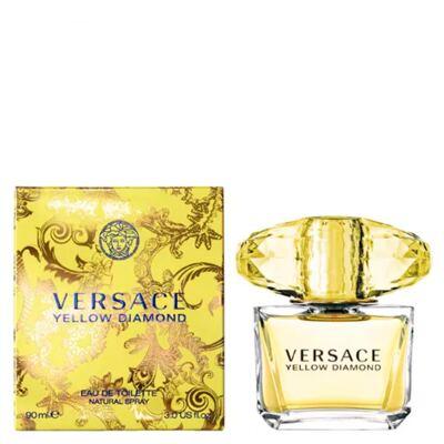 Imagem 2 do produto Versace Yellow Diamond Versace - Perfume Feminino - Eau de Toilette - 90ml