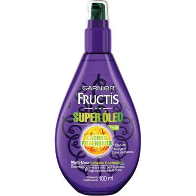 Imagem 1 do produto Super Óleo Fructis Cachos Poderosos 100ml