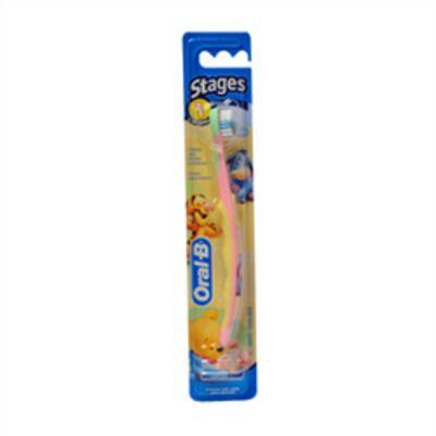 Imagem 1 do produto Escova Dental Oral-B Infantil Stages 1- 4 A 24 meses