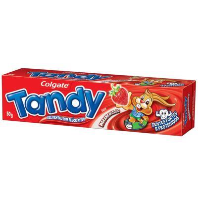 Imagem 2 do produto Gel Dental Tandy Morango 50g