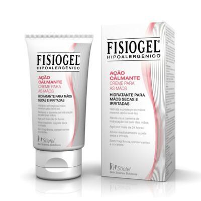 Imagem 4 do produto Stiefel Fisiogel Creme para as Mãos - Stiefel Fisiogel Creme para as Mãos 50g