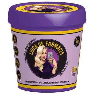 Imagem 1 do produto Máscara Matizadora Lola Loira de Farmácia 230g