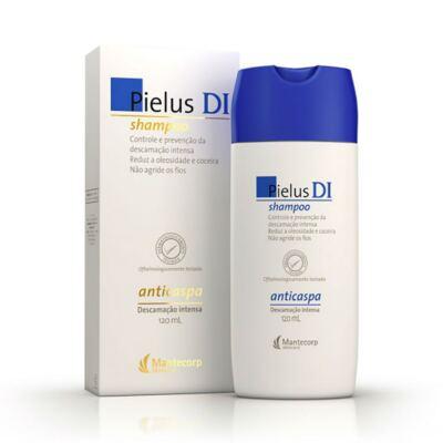Imagem 1 do produto Shampoo Anticaspa PielusDI Mantecorp Skincare 120ml