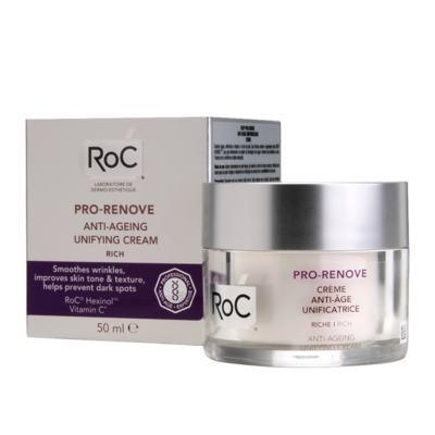 Imagem 8 do produto Roc Pro Renove Creme Antiidade - Roc Pro Renove Creme Antiidade 50ml