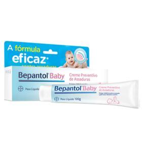 Creme Bepantol Baby - 100g