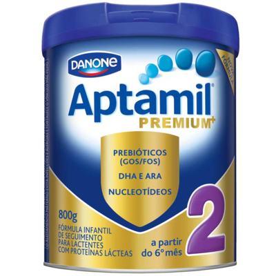 Imagem 1 do produto Fórmula Infantil Aptamil 2 800g