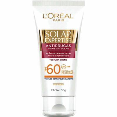 Imagem 2 do produto Protetor Solar L'Oréal Expertise Facial FPS 60 50ml