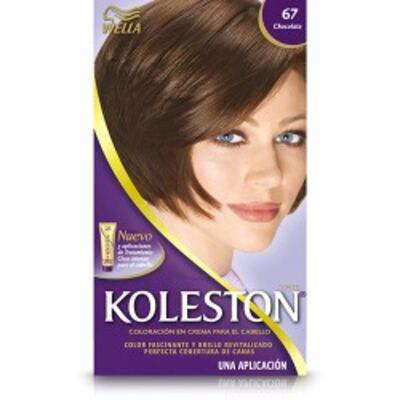 Imagem 1 do produto Tintura Koleston 67 Chocolate