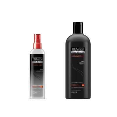 Imagem 1 do produto Spray Texturizador Tresemmé Perfeitamente (Des)arrumado 120ml + Shampoo Perfeitamente (Des)arrumado 400ml