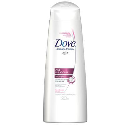 Imagem 3 do produto Shampoo e Condicionador Dove Cor Duradoura + Tratamento Óleo Nutrição