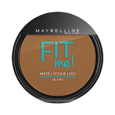 Imagem 1 do produto Pó Compacto Maybelline Fit Me! Oil Free 300 Escuro Original