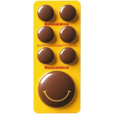 Imagem 1 do produto NEOSALDINA 6 DRÁGEAS BLISTER TAKEDA