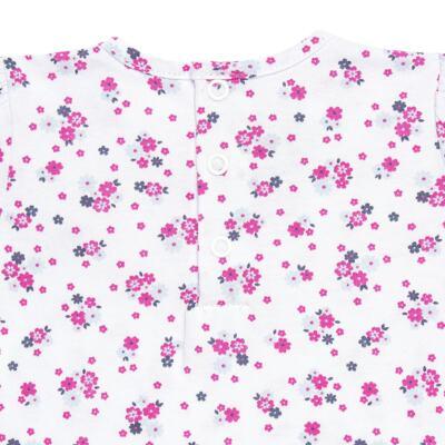 Imagem 4 do produto Bata longa com Legging  para bebe em cotton Tropical - Vicky Lipe - 18520001.53 CONJ.BATA C/LEGGING - COTTON-3