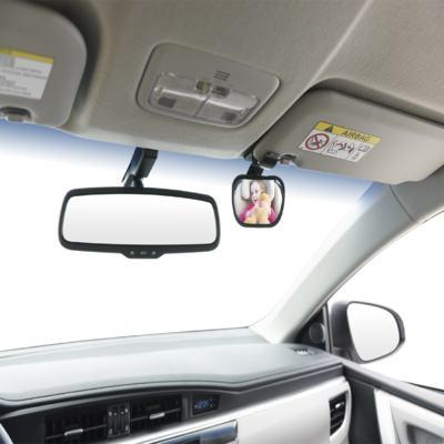 Imagem 2 do produto Espelho Retrovisor 2 Em 1 Safe Travel Multikids Baby - BB180