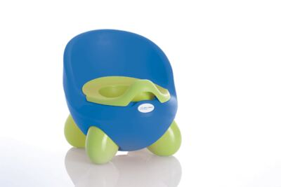 Imagem 1 do produto Troninho Infantil 2 Em 1 Learn Style Azul Multikids Baby - BB203