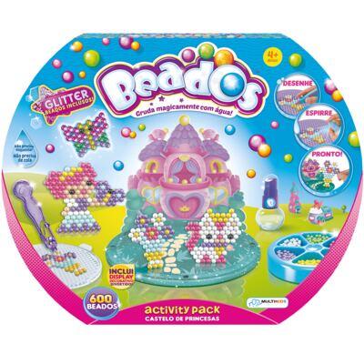 Imagem 1 do produto Beados Atividades Castelo de Princesas - BR570