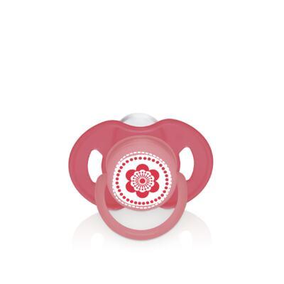 Imagem 1 do produto Chupeta Nature Pp Rosa Ortoflex Tam 2 (6-18 M) Multikids Baby - BB134