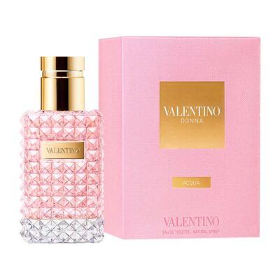 Imagem 1 do produto Donna Acqua de Valentino Feminino Eau de Toilette - 50 ml