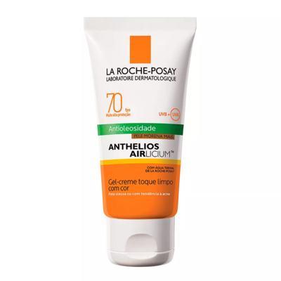 Imagem 4 do produto Protetor Solar Facial com Cor La Roche-Posay - Anthelios Airlicium Fps70 - Morena Mais