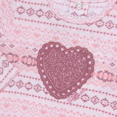 Imagem 3 do produto Bata com Legging para bebe em cotton Ethnic - Baby Classic - 18210002.20 BLUSA C/ LEGGING-MALHA/COTTON-M