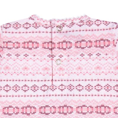 Imagem 4 do produto Bata com Legging para bebe em cotton Ethnic - Baby Classic - 18210002.20 BLUSA C/ LEGGING-MALHA/COTTON-2