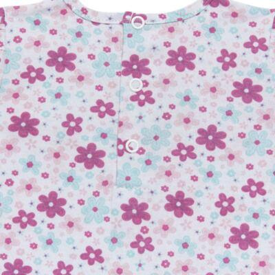 Imagem 4 do produto Bata com Legging para bebe em cotton Little Cute - Vicky Lipe - 8341362 CONJ. BATA COM LEGGING COTTON ELEFANTINHO-GG
