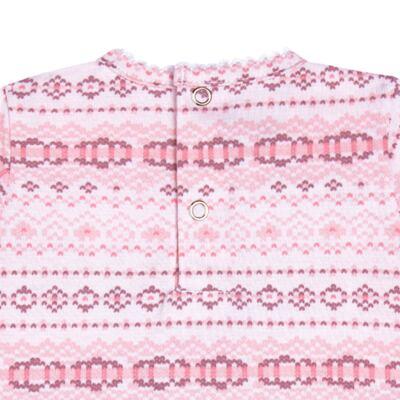 Imagem 4 do produto Bata com Legging para bebe em cotton Ethnic - Baby Classic - 18210002.20 BLUSA C/ LEGGING-MALHA/COTTON-1