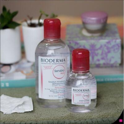 Imagem 2 do produto Sensibio H2O Solução Micellare Demaquilante Bioderma - Demaquilante - 250ml