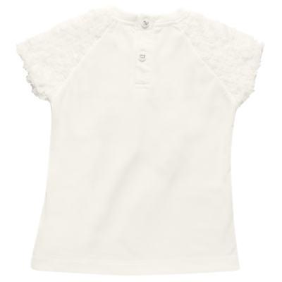 Imagem 3 do produto Blusa com Legging para bebe em cotton Ballerina Camelli - Charpey - CY14729.138 CONJ. BLUSA C/ LEGGING OFF WHITE -GG
