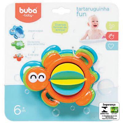 Imagem 2 do produto Tartaruguinha Fun (6m+) - Buba - BUBA5850 TARTARUGUINHA FUN