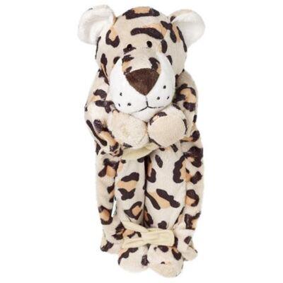 Imagem 3 do produto Travesseiro com Cobertor 3 em 1 (12m+) Leopardo - Animal Planet - AP60124 Travesseiro com Cobertor 3 em 1 (12m+) Leopardo