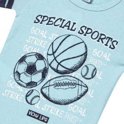 Imagem 3 do produto Body curto com Shorts em suedine Special Sports - Vicky Lipe - 21091367 BODY C/ SHORTS SUEDINE SPORTS 2-P