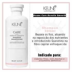Keune Care Keratin Smooth Shampoo - 300ml