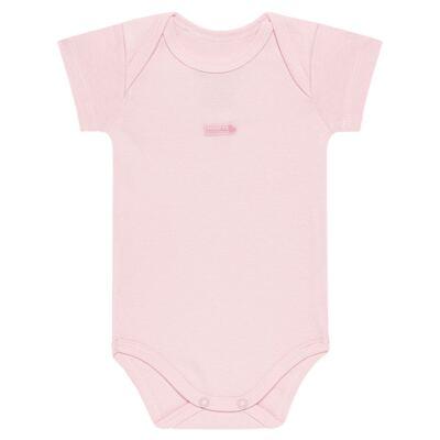 Imagem 2 do produto Body curto com Calça em algodão egípcio c/ jato de cerâmica e filtro solar fps 50 Maternité Love - Mini & Kids - BCTM1658 CONJ. BODY M/C TR C/MIJAO SUEDINE URSA MENINA-M