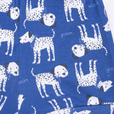 Imagem 4 do produto Body curto com Shorts em high comfort Dalmatians Blue - Vicky Lipe - 18280001.37 CONJ.BODY C/SHORTS - SUEDINE-G