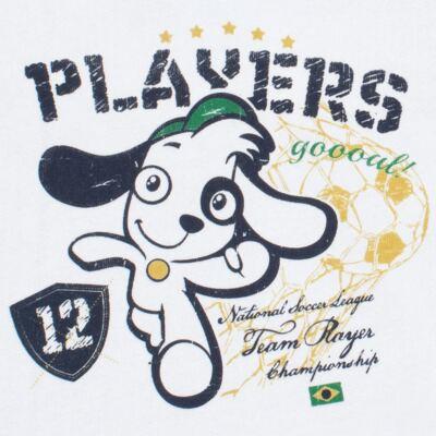 Imagem 3 do produto Blusão com Calça em moletom Doki Futebol - Vicky Lipe - 873330 BLUSÃO M/L C/ CALÇA MOLETON DOKI FUTEBOL-1
