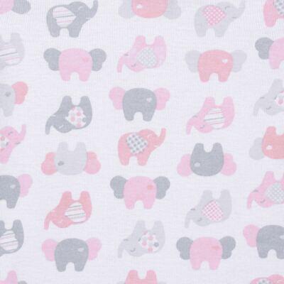 Imagem 2 do produto Body curto para bebe em algodão Fanty - Dedeka