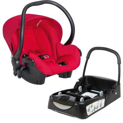 Imagem 1 do produto Bebê Conforto One Safe XM Full Red  + Base para Bebê Conforto One Safe XM  - Safety 1st