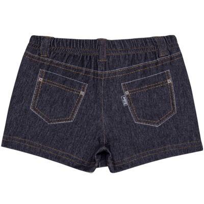 Imagem 4 do produto Shorts Saia em fleece Jeanswear - Bibe - 10P12-208 SH FEM LOEIL GDE-2